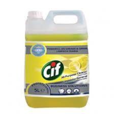 CIF Professional Lemon Fresh Általános Felülettisztító 5L