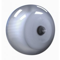 Toalettpapír adagoló Losdi Starline Mini CP5006B  LOSDI