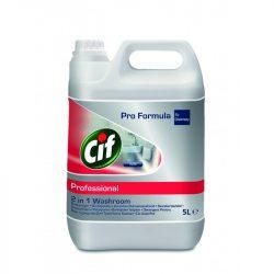 Cif Professional Washroom 2in1 szaniter tisztítószer 5 liter