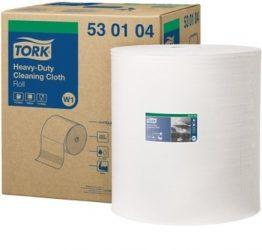 530104 Tork Premium Multipurpose Cloth 530 Jumbo roll (W1 rendszer)