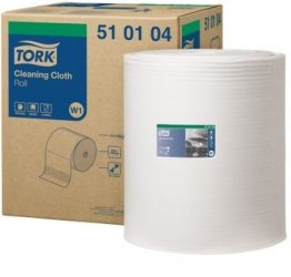 510104 Tork Premium Multipurpose Cloth 510 Jumbo roll (W1 rendszer)