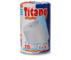 Celtex TITANO-08654 törlőpapír,Külső-belső letekercselésű