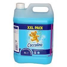 COCCOLINO textilöblítő koncentrátum,kék,5l
