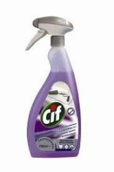 CIF prof. 2in1 tisztító- és fertőtlenítőszer 750ml